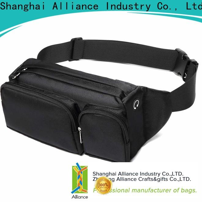 Alliance waist bag supplier for casual