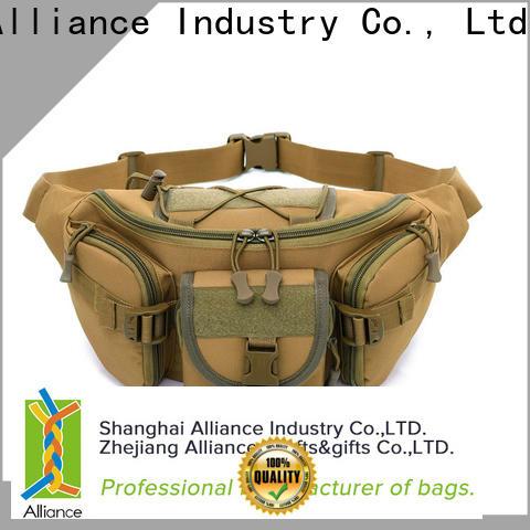 Alliance waist bag wholesale for casual