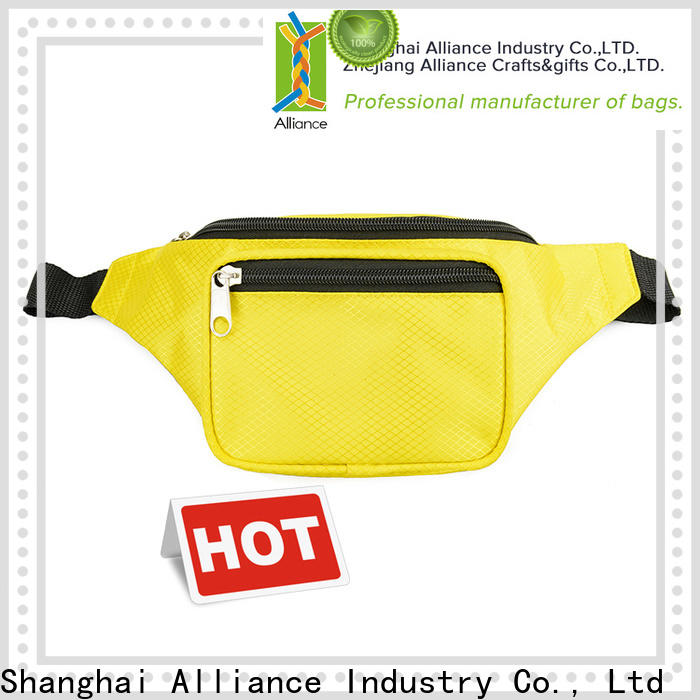 Alliance waterproof waist pack wholesale for outdoor