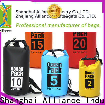 Alliance waterproof bag directly sale for camping