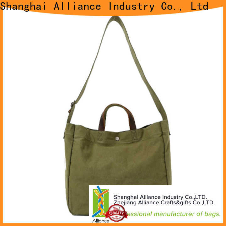Alliance practical personalized tote bags customized for grocery