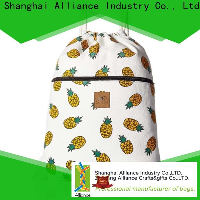 Alliance practical cotton bag manufacturer for grocery