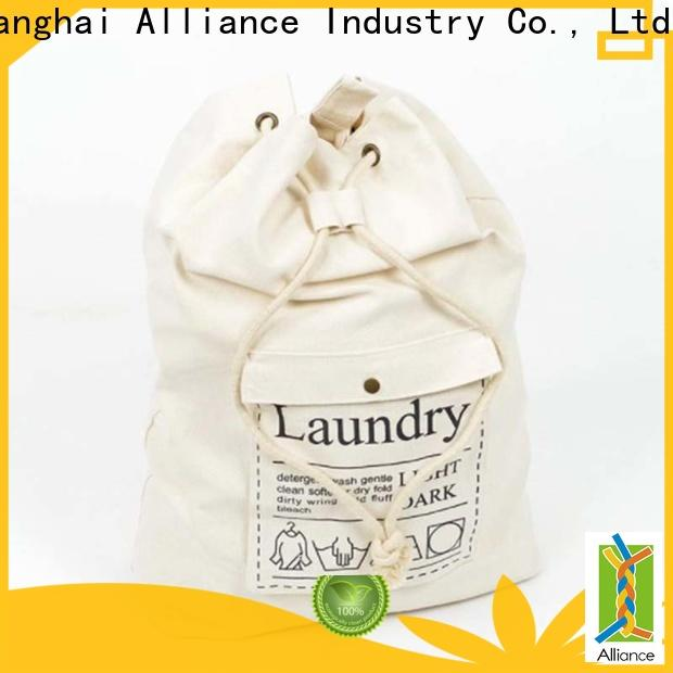Alliance durable cotton tote bags series for books
