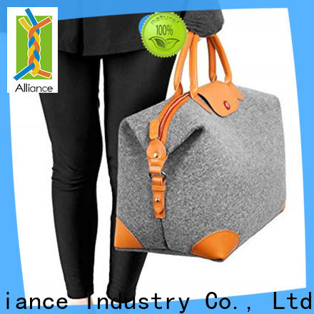 Alliance tote bags customized for books