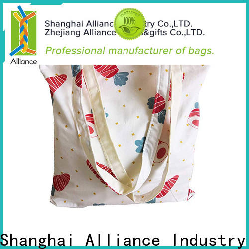 quality cotton tote bags series for women