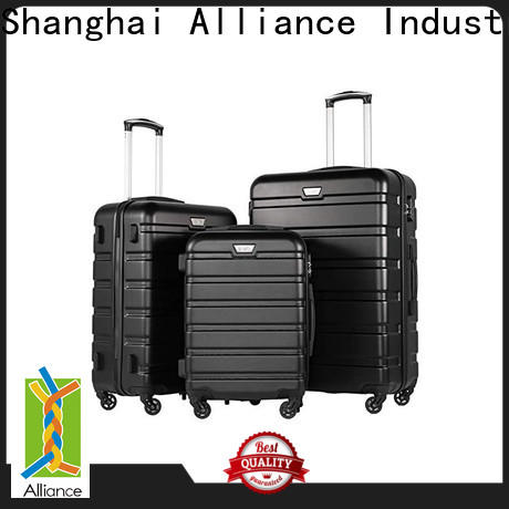 Alliance travel luggage personalized for outdoor