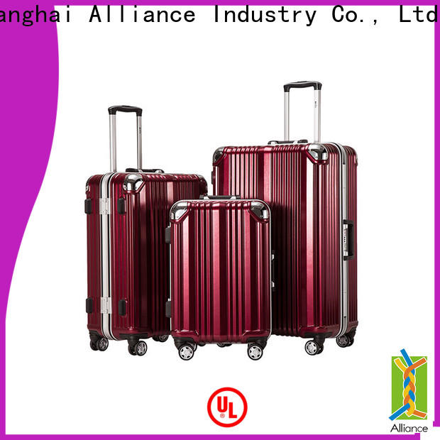 Alliance travel luggage wholesale for vacation