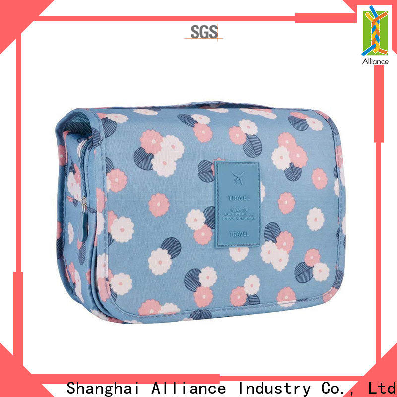 Alliance cosmetic bags wholesale for outdoor