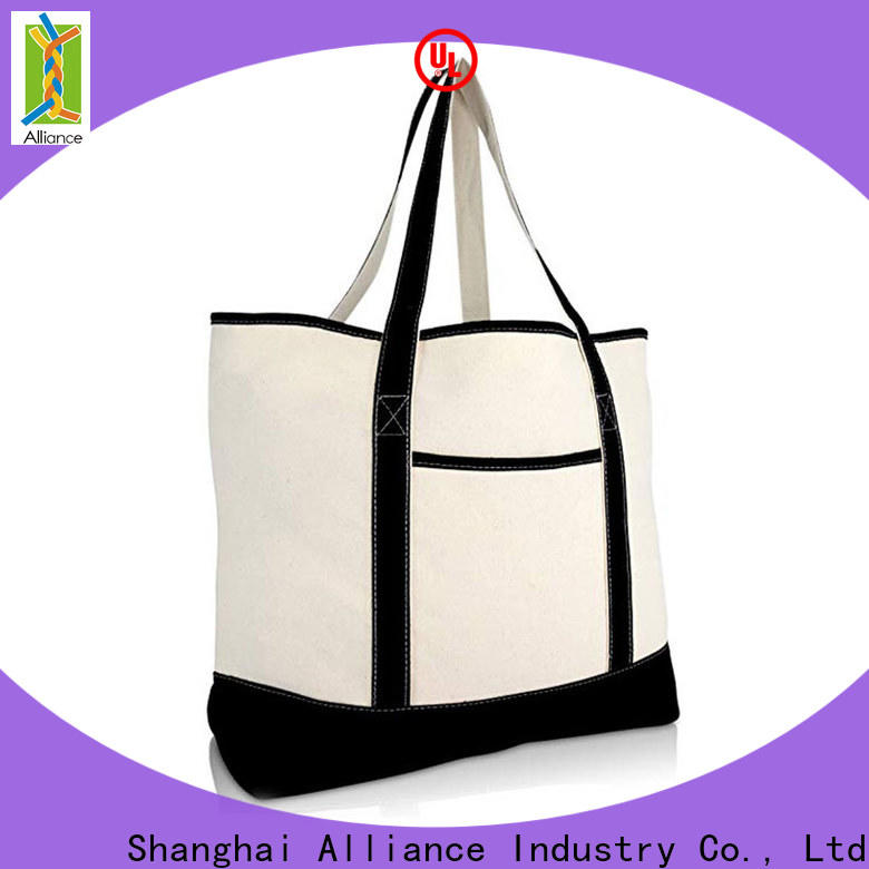 quality personalized tote bags from China for books