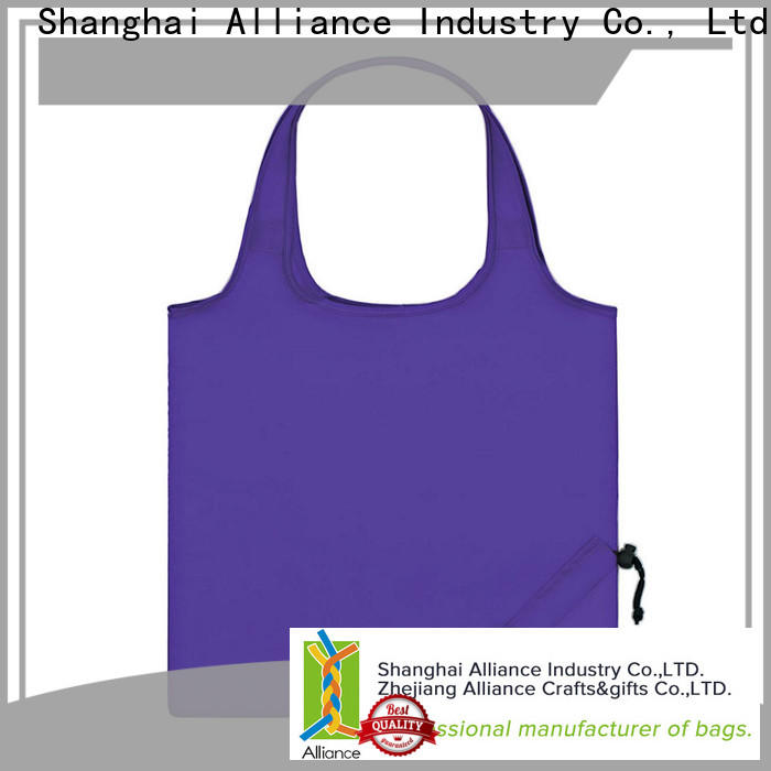 Alliance approved canvas bags manufacturers factory for grocery