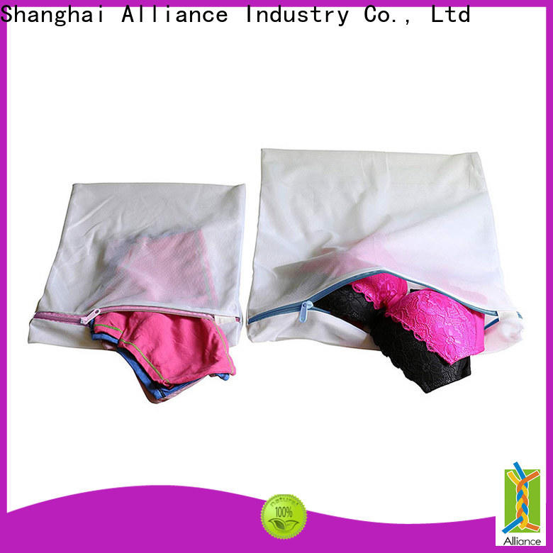 Alliance certificated mesh laundry bags factory price for packaging