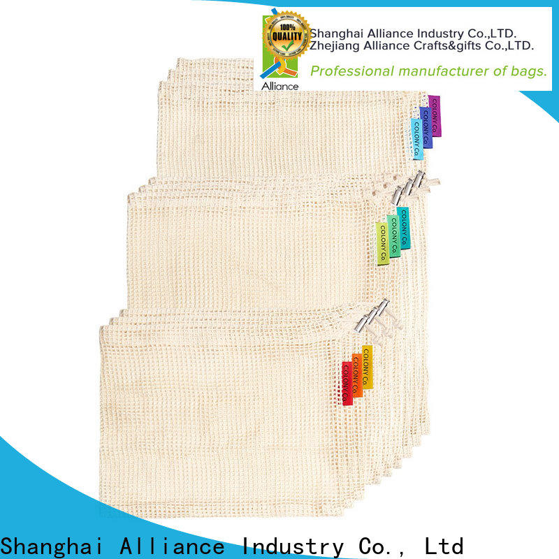 quality mesh bags wholesale for packaging