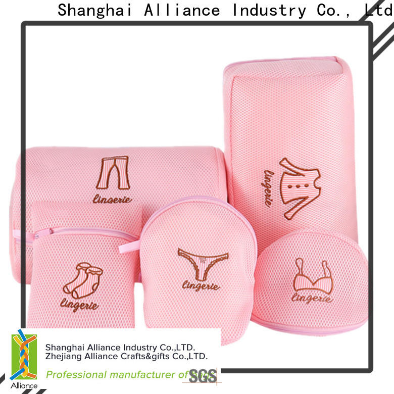 Alliance mesh bags personalized for shopping