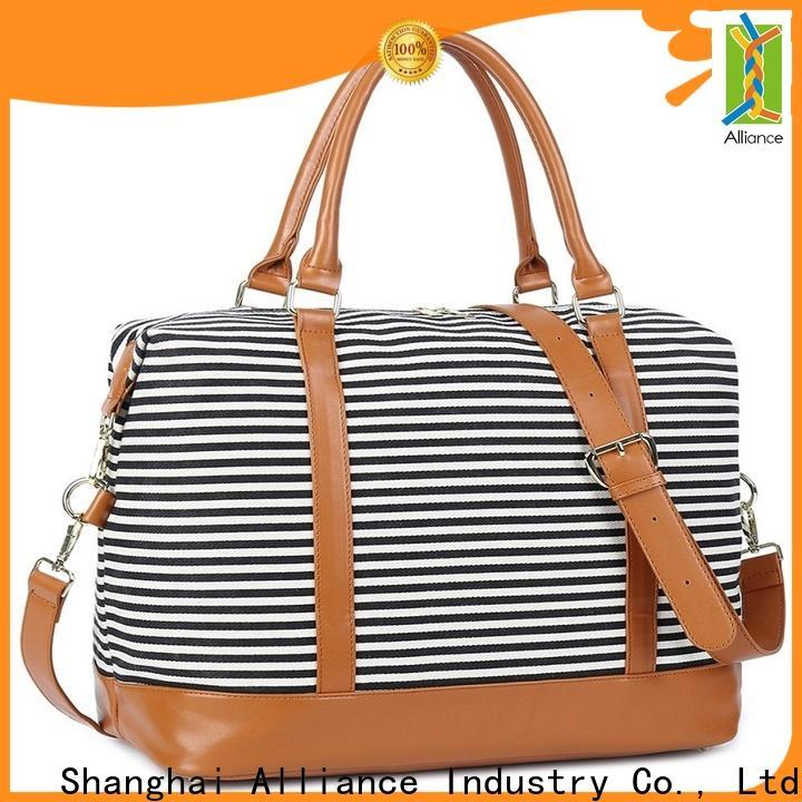 Alliance waterproof duffel bag manufacturer for gym