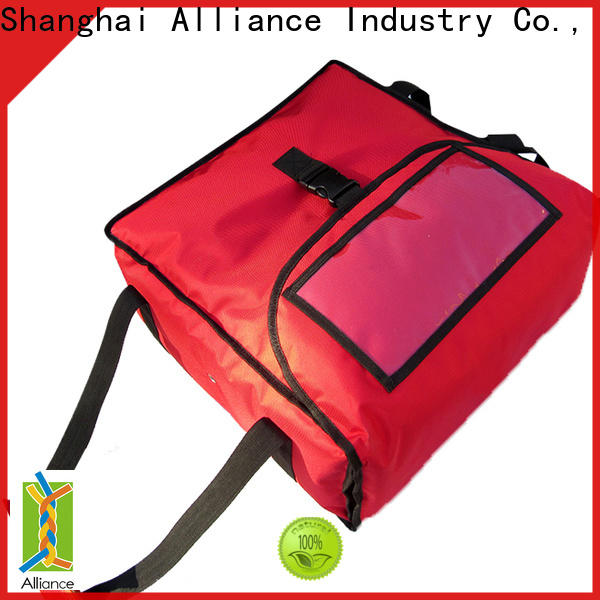 Alliance reliable pizza warmer bags directly sale for restaurant