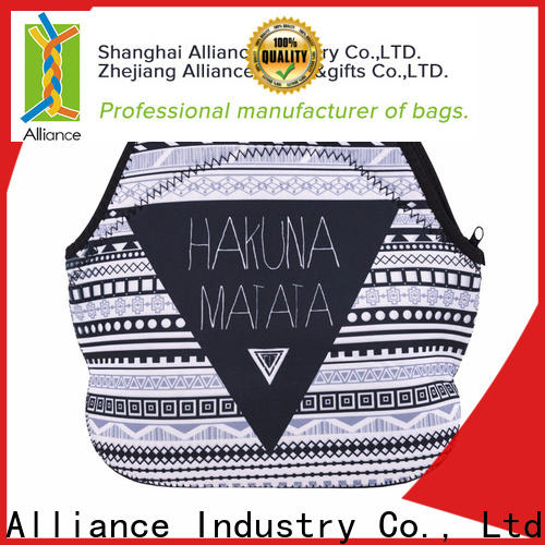 hot selling neoprene lunch bag directly sale for picnic