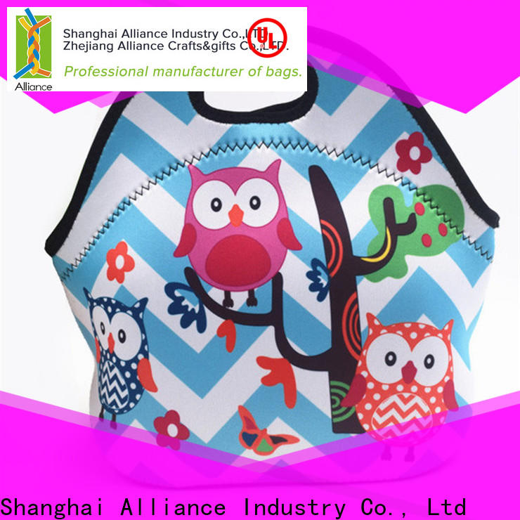 Alliance quality lunch bags for kids manufacturer for beach