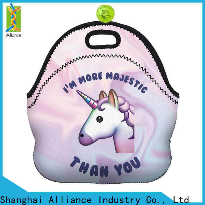 Alliance reliable lunch bags for women manufacturer for beach