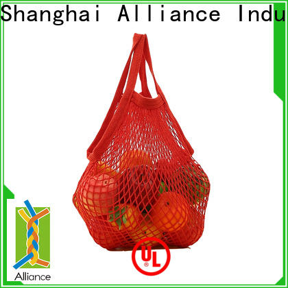 foldable mesh laundry bags factory price for shopping
