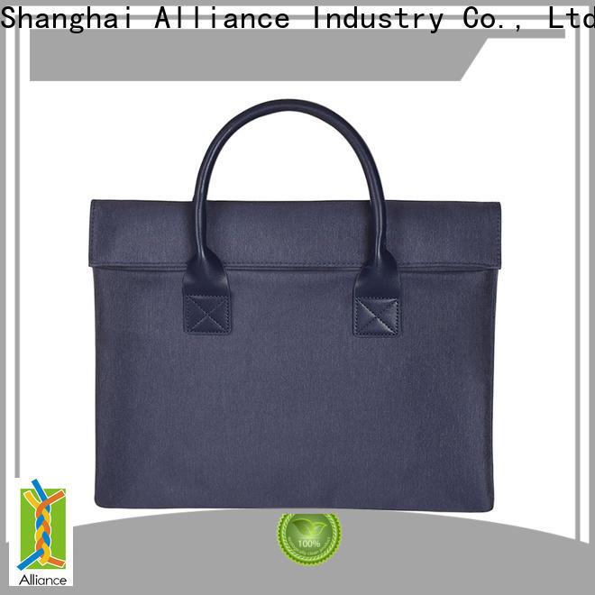 Alliance laptop case wholesale for men