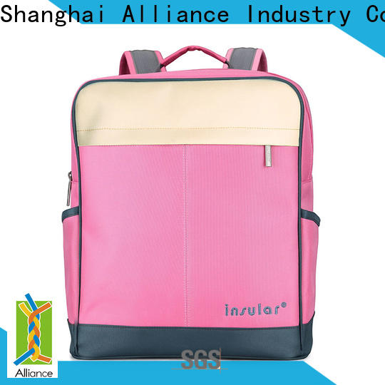 Alliance hot selling baby diaper bags customized for wet cloth