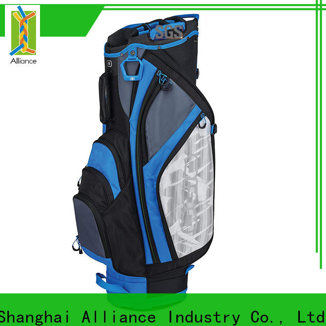 Alliance durable golf cart bags customized for men