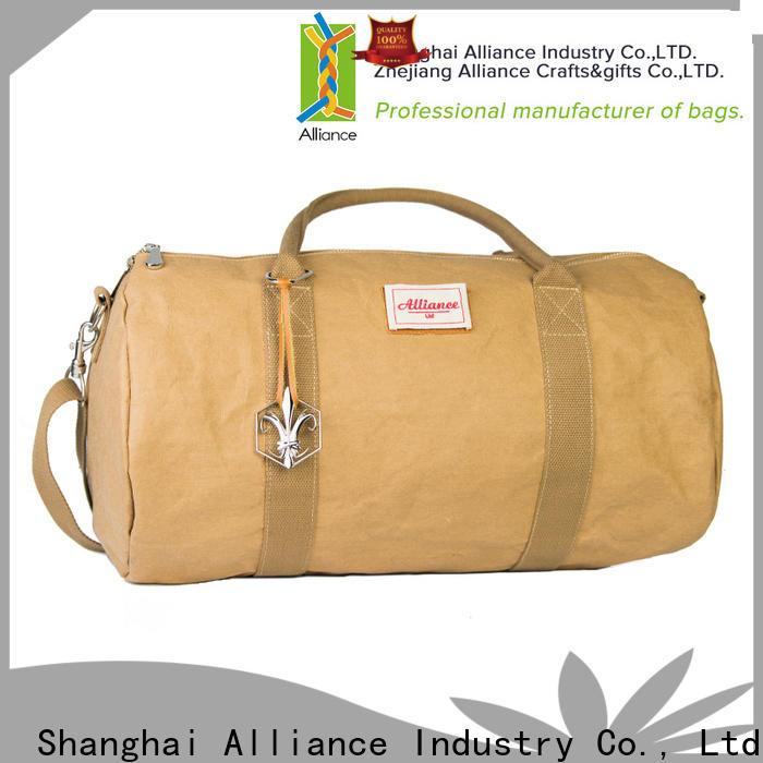 Alliance practical waterproof duffel bag directly sale for weekender
