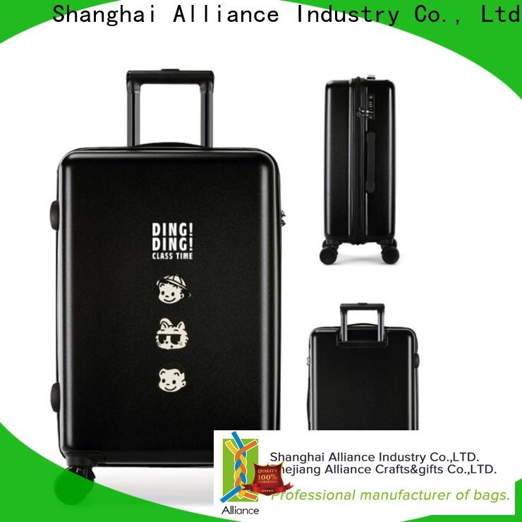 Alliance cost-effective trolley bags with good price for tirp