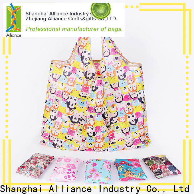 Alliance cost-effective folding shopping bags inquire now for fruit