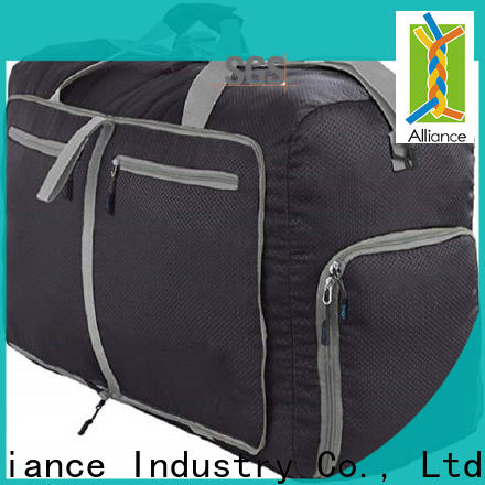 reliable travel duffel bags customized for tirp