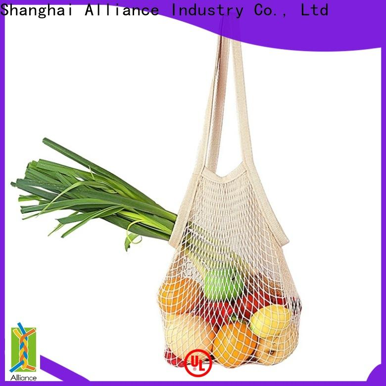 Alliance quality mesh bags wholesale for beach