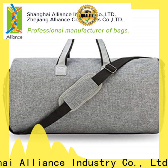 Alliance waterproof duffel bag from China for sports