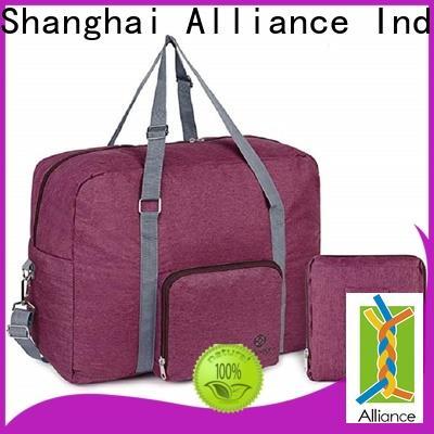 Alliance waterproof duffel bag manufacturer for sports