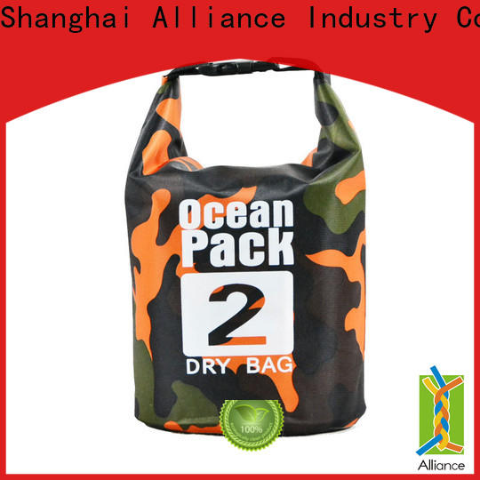 Alliance hot selling waterproof bag manufacturer for camping