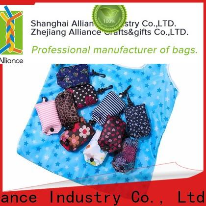 Alliance reusable shopping bags factory for grocery