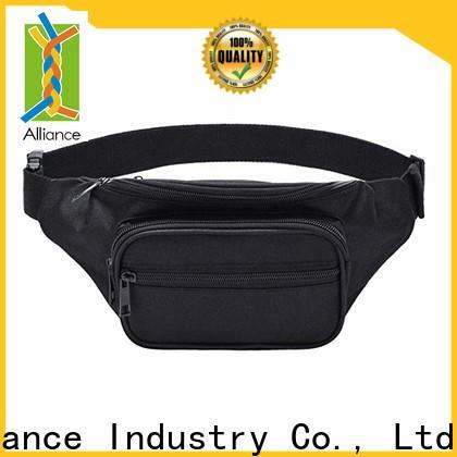 crossbody mens waist bag supplier for travel