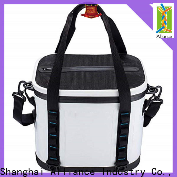 Alliance insulated collapsible cooler design for picnics