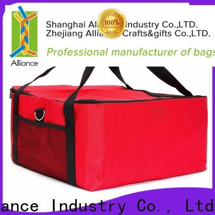 Alliance reliable pizza bag customized for buffet