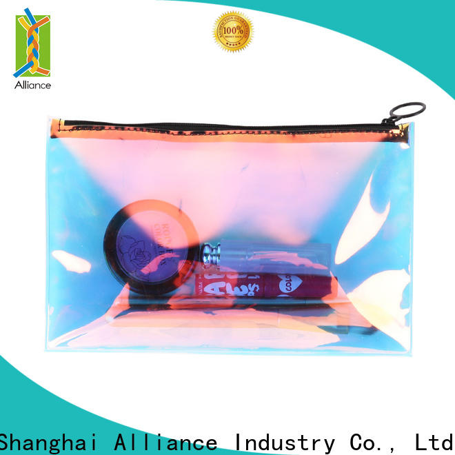 Alliance waterproof toiletry bag factory price for tirp