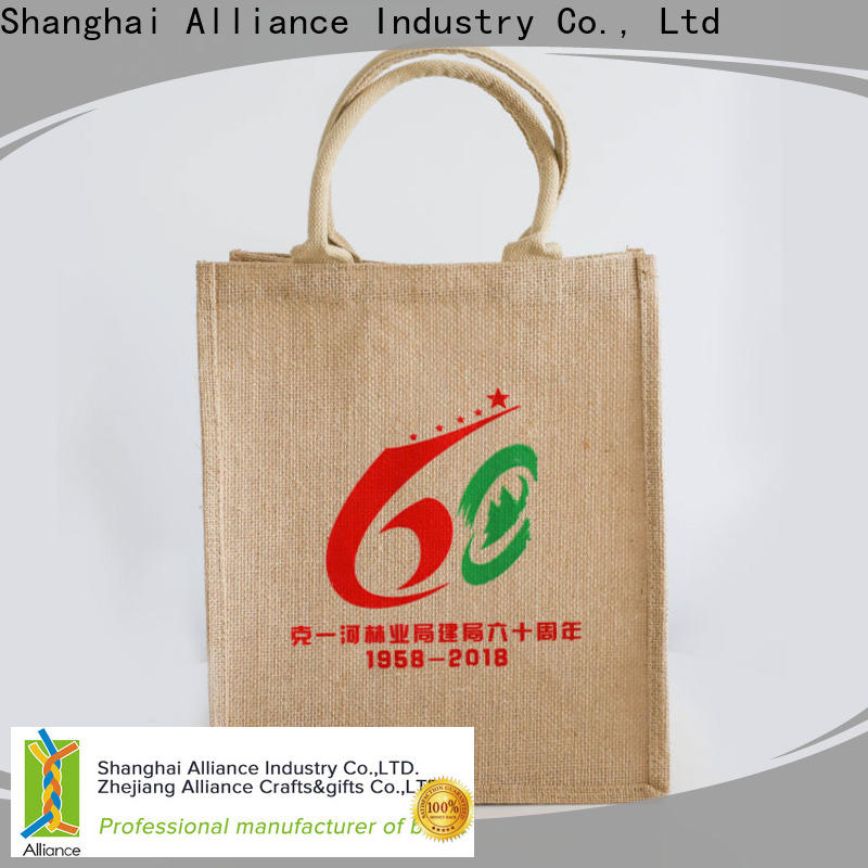 Alliance cotton tote bags manufacturer for women