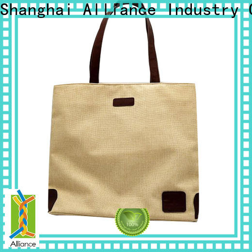 Alliance tote bags from China for women