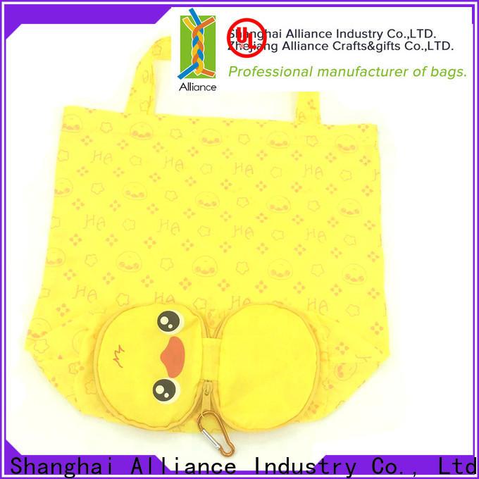 Alliance elegant foldable shopping bag factory for fruit