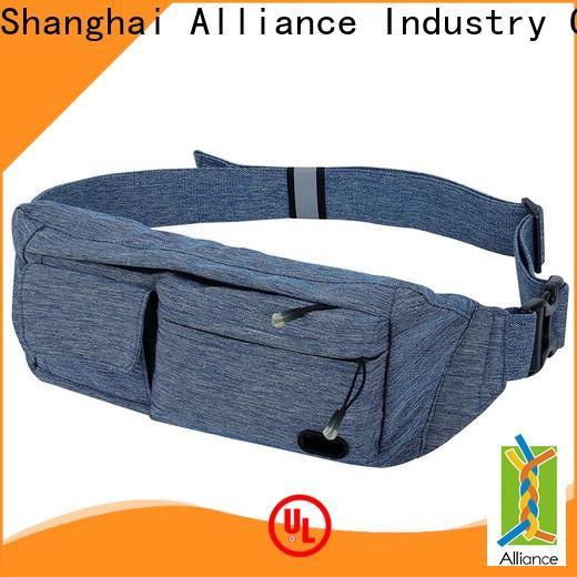 waterproof waist bag for women factory price for sports