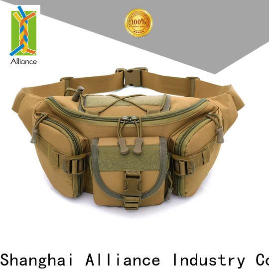 Alliance waist bag supplier for gym