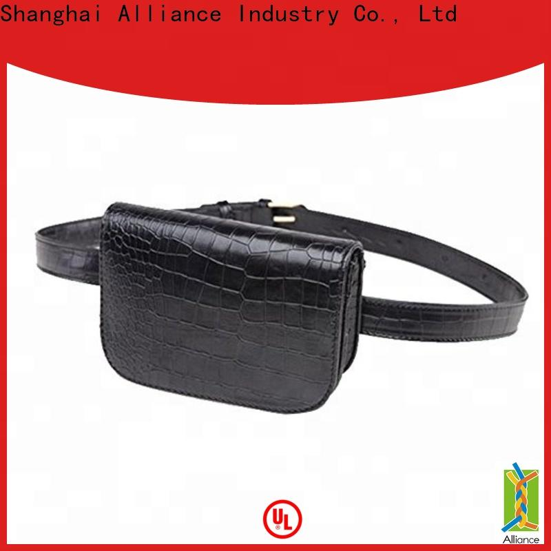 professional mens waist bag supplier for sports
