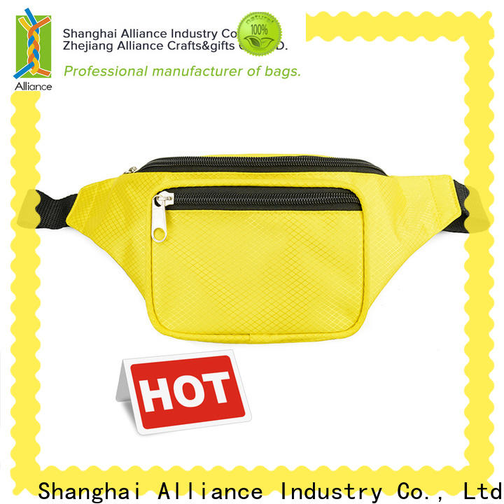 Alliance hunting waist bag for women personalized for sports