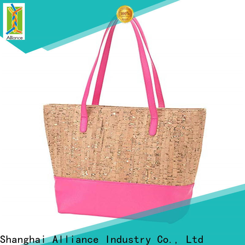Alliance quality personalized tote bags from China for grocery