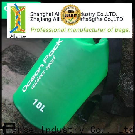 Alliance durable waterproof backpack manufacturer for camping