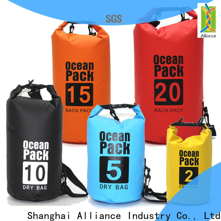 Alliance dry sack series for camping