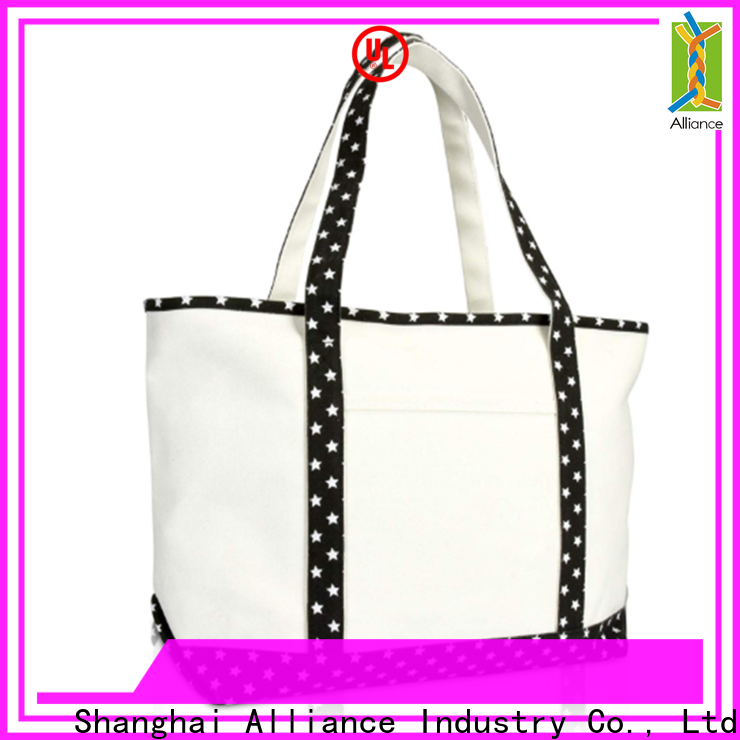 Alliance cotton bag series for grocery